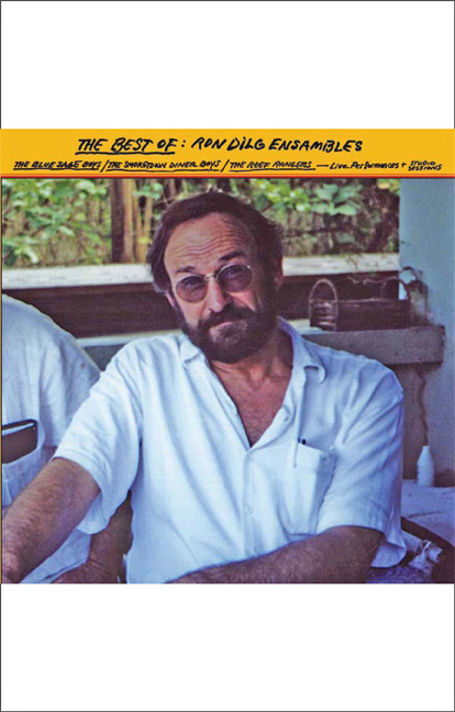 "The Best of Ron Dilg ""Ensambles"" CD"